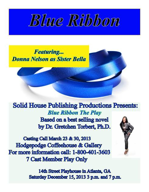 Blue Ribbon Casting Call